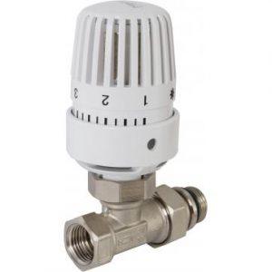 Вентиля терморегулирующие